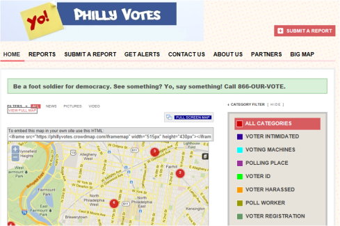 Yo! Philly Votes