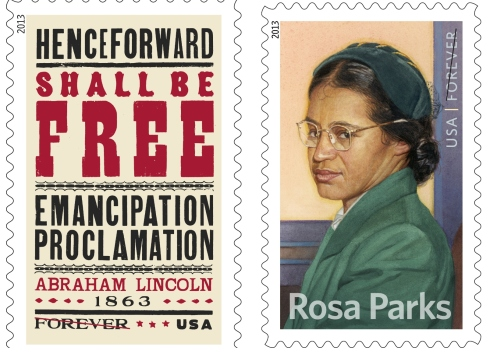 Civil Rights Stamps