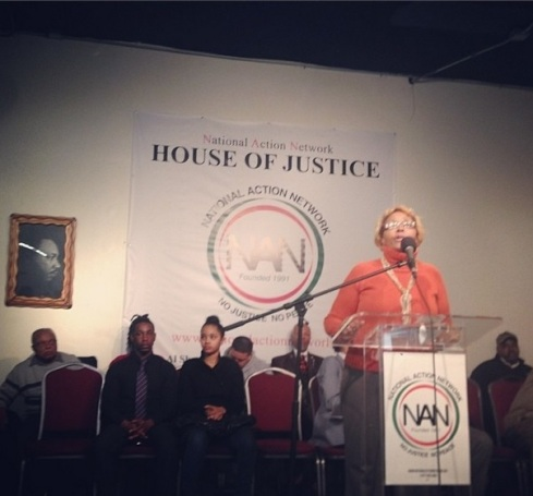 Paula - House of Justice - 2.1.14