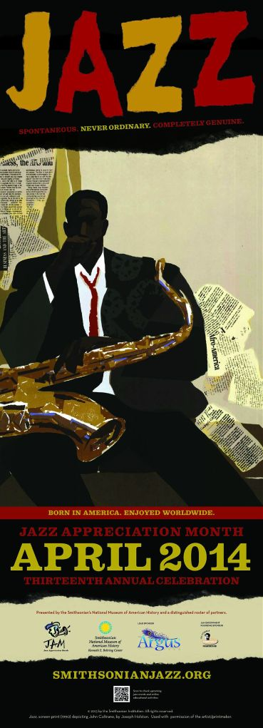 Jazz Appreciation Month 2014