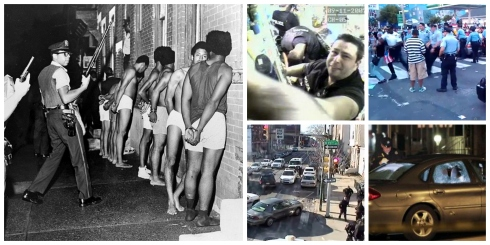 #myPhillyPD Collage