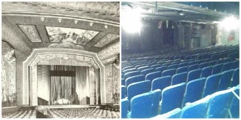 Uptown Theater - Archival Photo - Seats