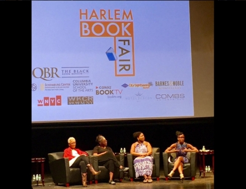 Nell Painter - Harlem Book Fair