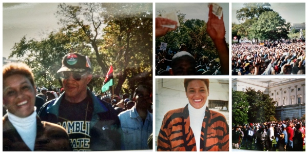Million Man March Collage v4