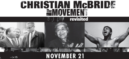 Christian McBridge - The Movement Revisited