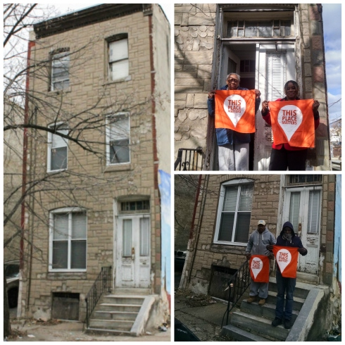 Malcolm X House Collage