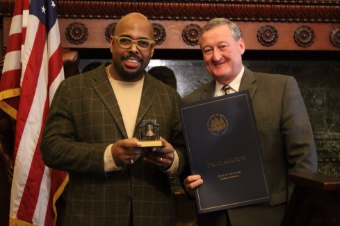 Mayor Kenney - Christian McBride