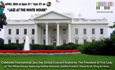 Jazz at the White House - 4.25.16