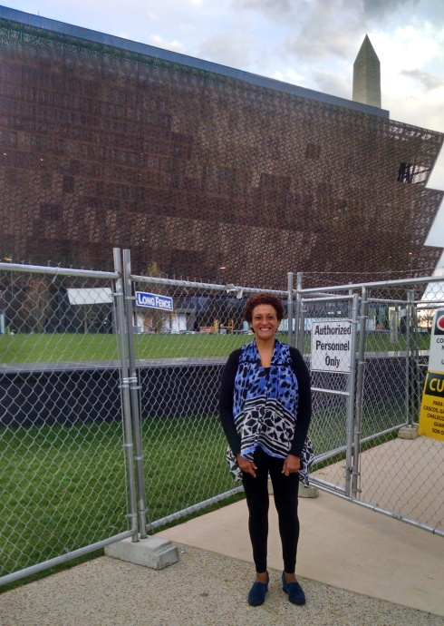 Faye Anderson - National Museum of African American History and Culture