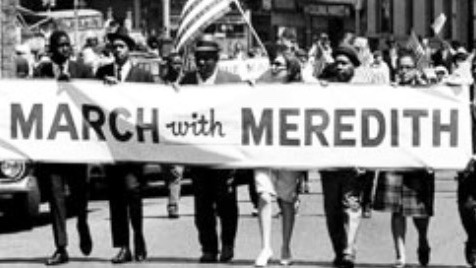 March with Meredith