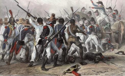Haitian Revolt