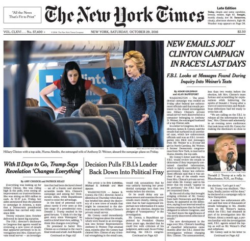 new-york-times-front-page-10-29-16