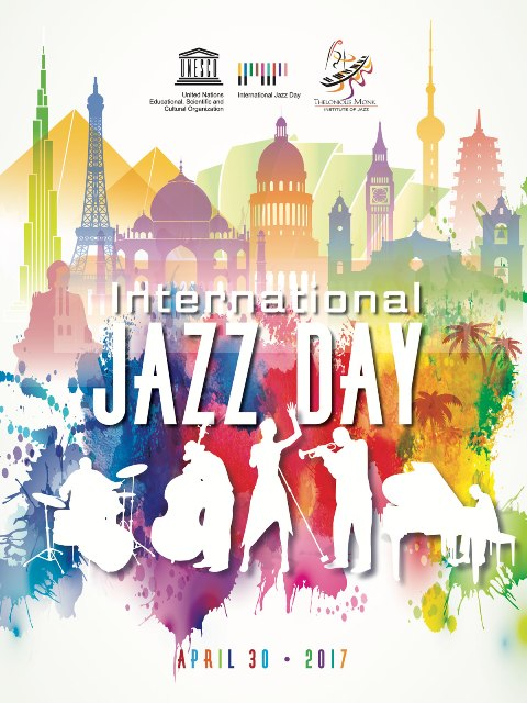 International Jazz Day 2017 - Resized