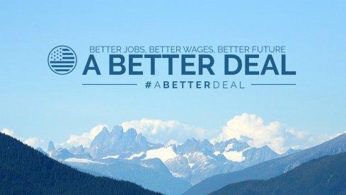 #ABetterDeal - Vista