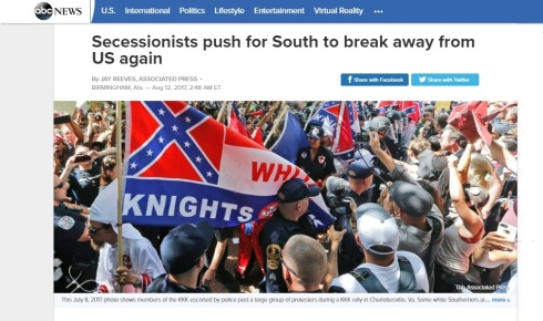 #NoConfederate - ABC News