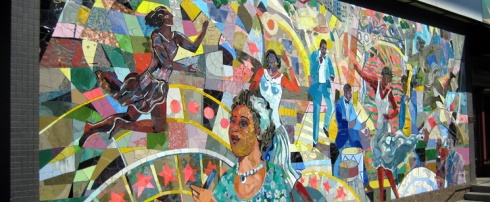 Spirit of Harlem Mural