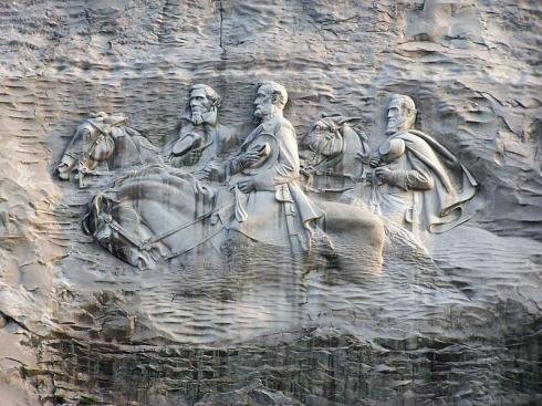 Stone Mountain Confederate Memorial