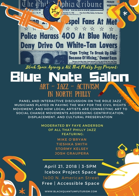 Blue Note Salon