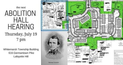 Abolition Hall Meeting - July 19, 2018