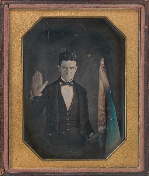John Brown - National Portrait Gallery