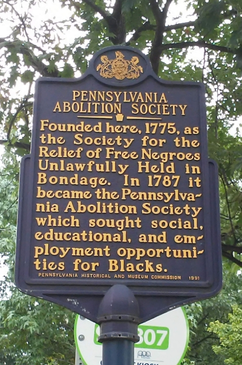 Pennsylvania Abolition Society