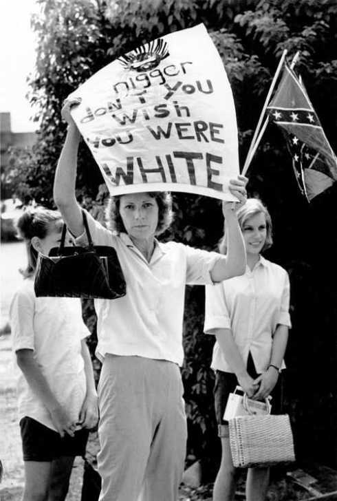Confederate Flag - Don't You Wish You Were White